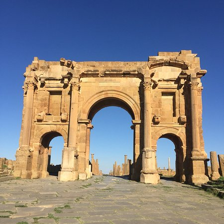 Timgad, Algeria: photo9.jpg