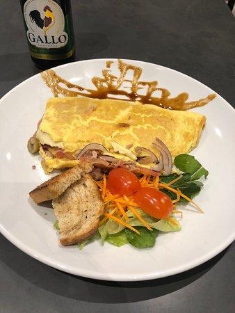 Point Açaí Matriz e Restaurante Light: Omelete