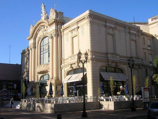 Teatro Municipal 1º de Mayo