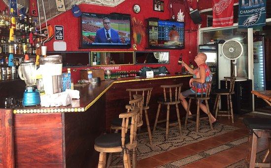 Zorros Bar Ixtapa