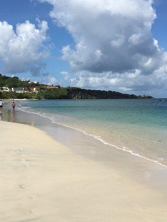 South Coast, Grenada: Grand Anse Beach