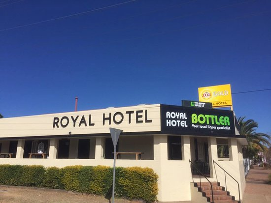 Inglewood, Australia: What a nice little hotel.