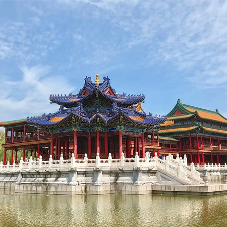 Hengdian Huaxia Culture Park