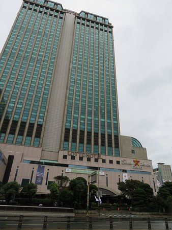 ロッテホテル横のカジノ