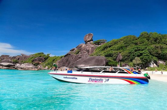 Similan Islands Snorkel Tour en...