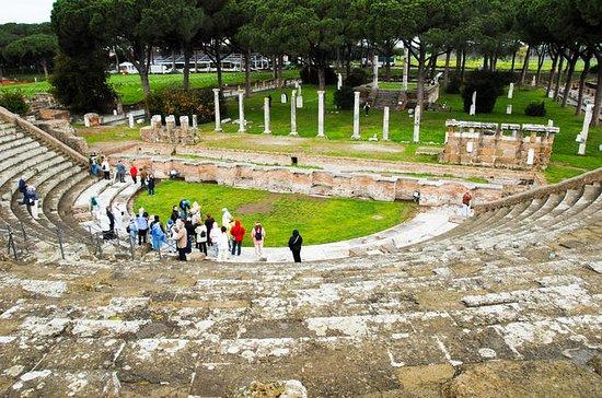 古代オスティアのプライベートウォーキングツアー:ローマポンペイ
