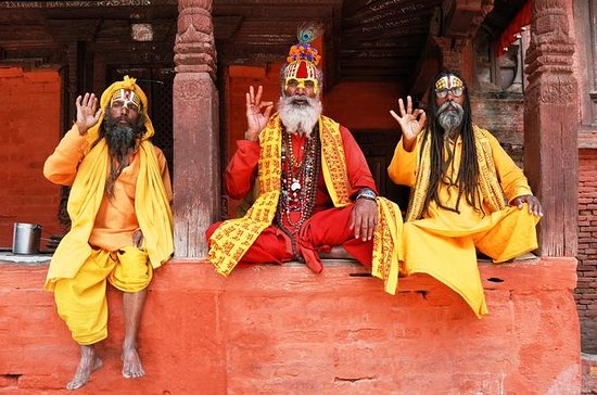 Private Kathmandu Sightseeing Day Tour: Private Kathmandu Sightseeing Tour