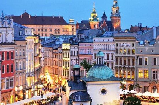 Grand tour privé de Cracovie (vieille...