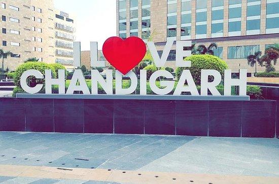 Privat Chandigarh City Tour - En dag