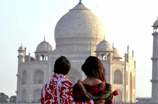 Magic Touch Sunrise Taj Mahal Tour