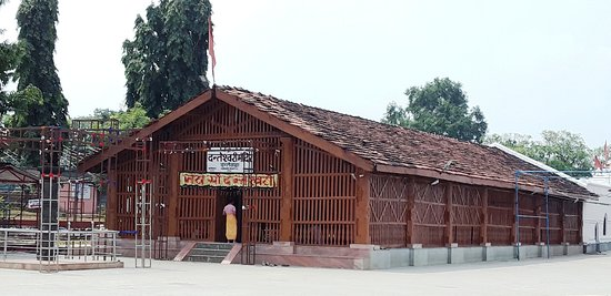 Dantewada, India: The main Danteshwari Temple