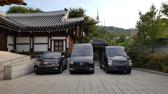 VIP Transfers Korea
