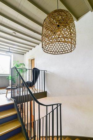 Gers, França: accès aux chambres Côté Prairie et Côté Jardin