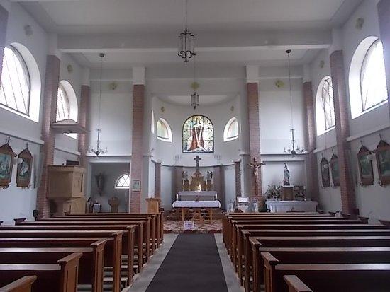 Kostel sv. Anezky Ceske