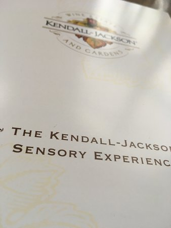 ‪‪Kendall-Jackson Wine Estate & Gardens‬: What a journey ... let the experience begin‬