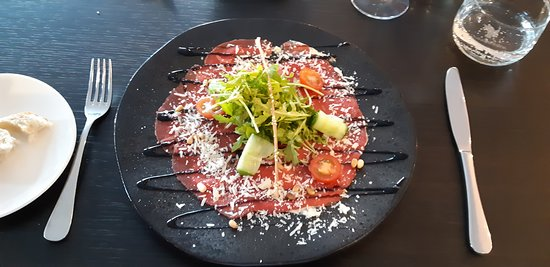 Montfort, The Netherlands: Carpaccio