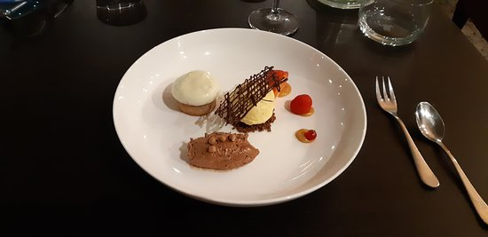 Montfort, The Netherlands: Dessert