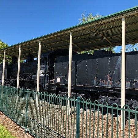 Yarragon, Austrália: Nice park across the road