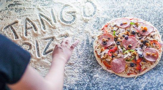 Prienai, Lituania: Tango Pizza