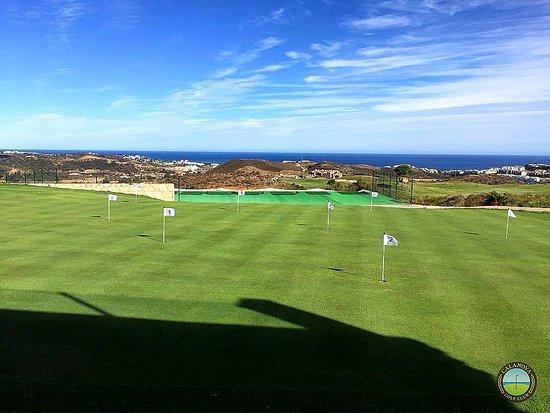 Calanova Golf Club: Putting Green