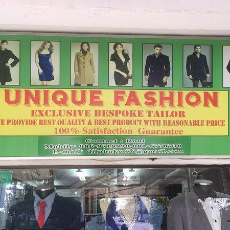 Unique fashion Photo
