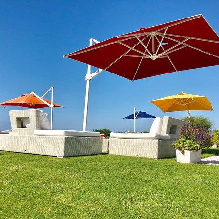 Lounge & beach