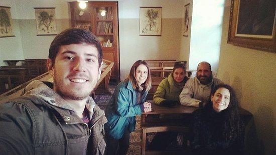 Semer Turismo & Cultura: Visita guiada en Baeza con SEMER Turismo y Cultura. Aula de Antonio Machado en Antigua Universid