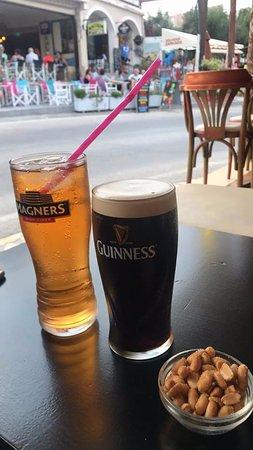 Traffic Bar: Guinness!