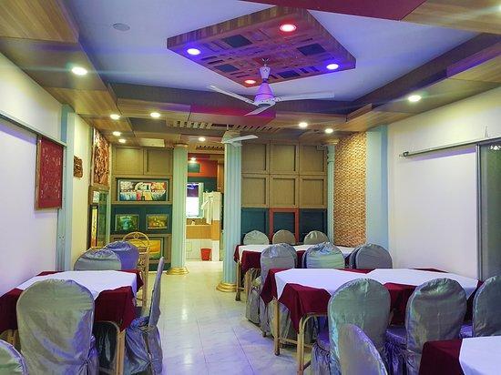 Noakhali, Bangladesch: Ground Floor Dinning