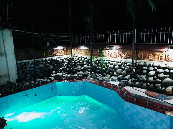 Noakhali, Bangladesh: Mini swimming pool
