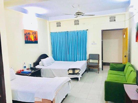 Noakhali, Bangladesh: Double Deluxe Room