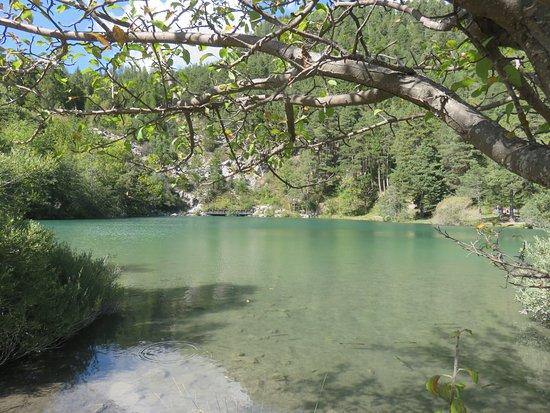 Lac de Saint-Apollinaire : Lac Apollinaire