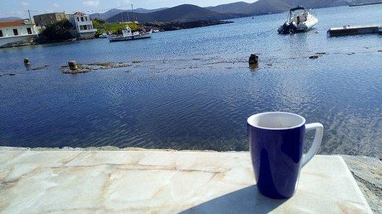 Psara, Greece: Aldebaran