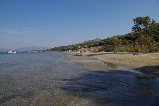 Apraos, Yunani: Il mare caldo e calmo