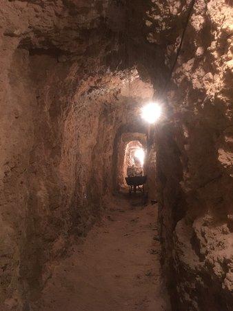 Mosman Park, Australia: One of the tunnels