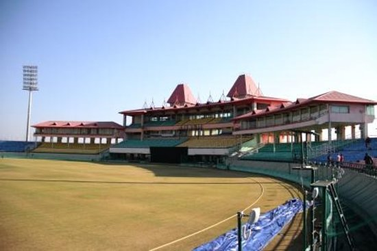 HPCA Stadium: Main stand