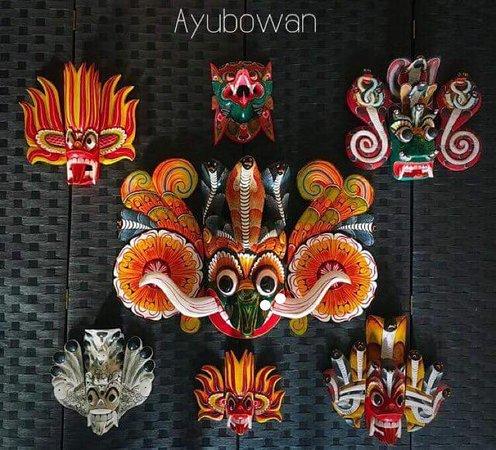 sri lankan wood arts