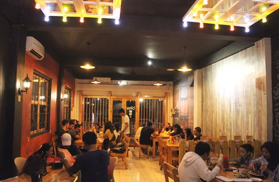 Weekday Sitch Picture Of Terrazza Steak House Bali