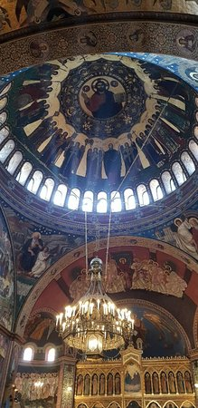 Orthodox Cathedral: interior