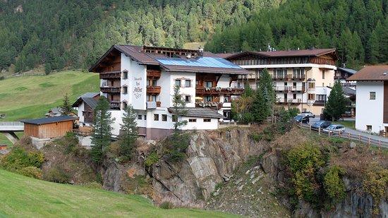 Vent, Austria: Haupthaus