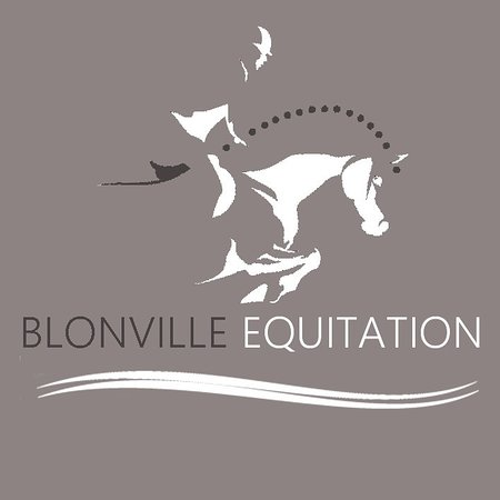 Blonville sur Mer, France : centre equestre de blonville