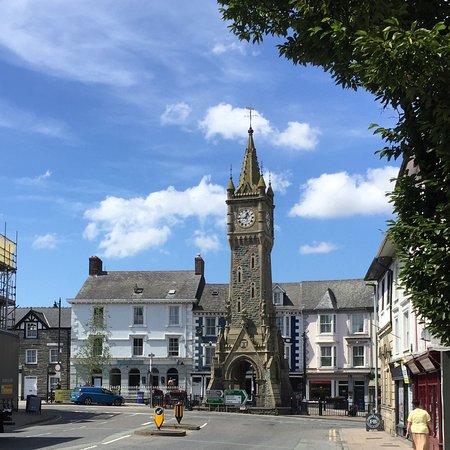 Machynlleth Town Clock: photo0.jpg