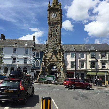 Machynlleth Town Clock: photo1.jpg