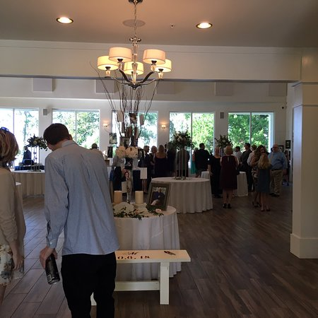 Coastal Arts Center of Orange Beach: Perfect wedding venue