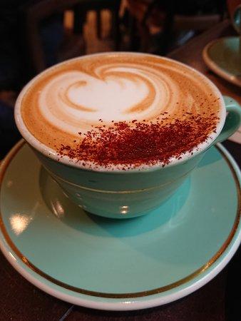 Fuel Espresso: Cappuccino :-)