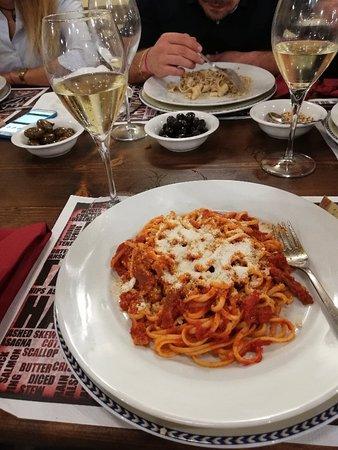 Gaggi, อิตาลี: Cibo ottimo, idem location e staff impeccabile 👍🏻