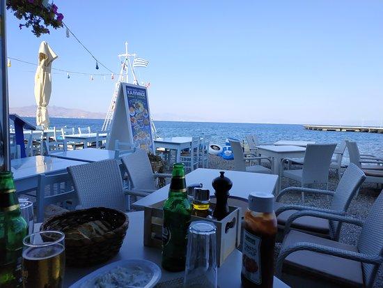 Blue Fish Astakos Omirou