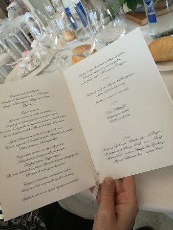 Sant'Omero, Italia: Matrimonio da favola