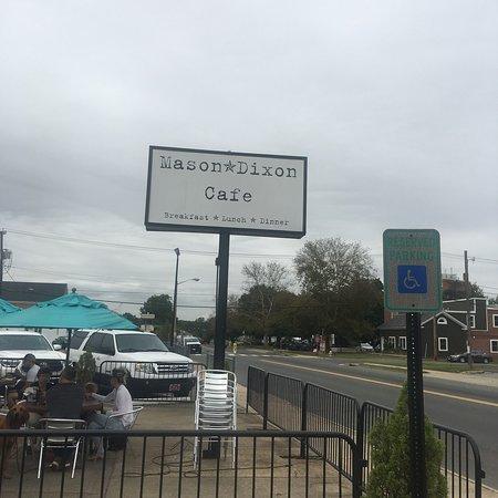 Mason-Dixon Cafe-billede