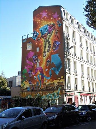 Fresque Lazoo